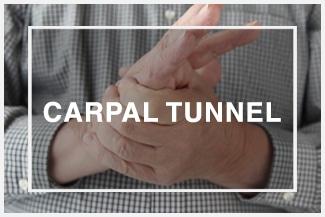 Chiropractic West Greenwich RI carpel tunnel
